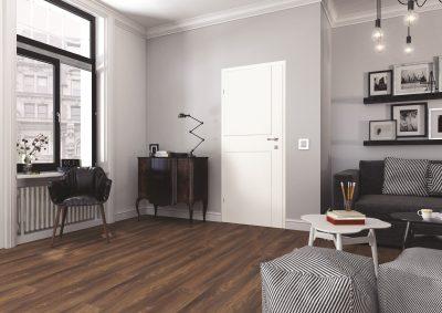 Dažytos durys Linea Premium