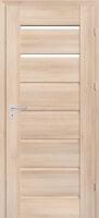 Laminuotos durys Greco modelis 2 Snieginis uosis