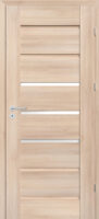 Laminuotos durys Greco modelis 9 Snieginis uosis